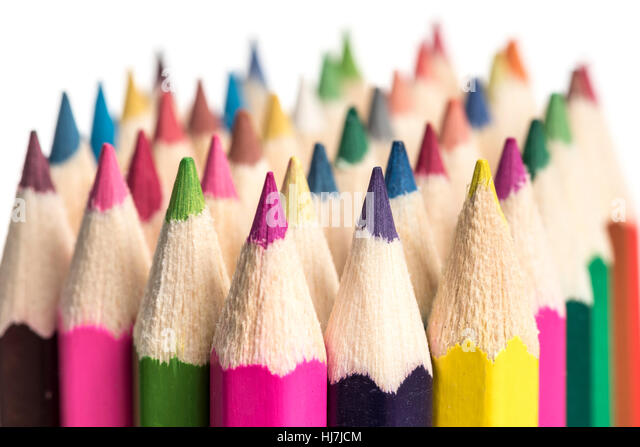 Coloring Pencil Stock Photos & Coloring Pencil Stock Images - Alamy