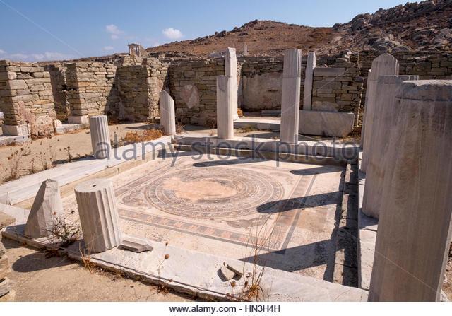 Ancient Greek House Stock Photos Amp Ancient Greek House
