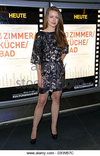 Alice Dwyer At U00273 Zimmer/ Küche/ Badu0027 Premiere At Movie Theatre Kino