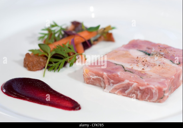 Red potato cross section stock photos red potato cross for Nouvelle cuisine