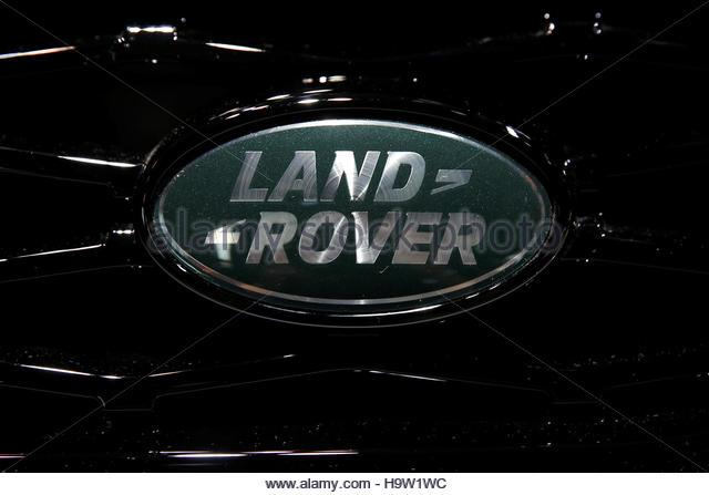 Land Rover Logo Stock Photos Amp Land Rover Logo Stock