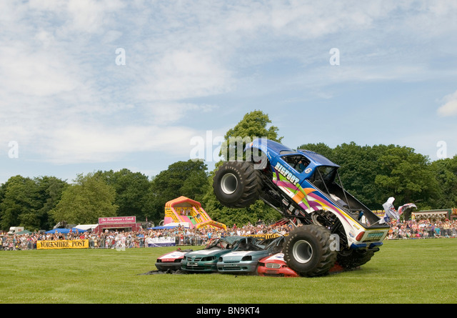 Monster Truck Big Foot Stock Photos Monster Truck Big Foot Stock
