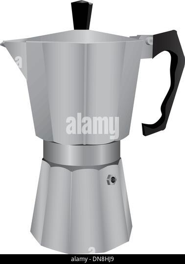 Eurolab espresso coffee machine with grinder