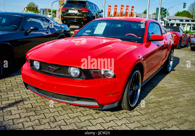 car ford mustang gt model stock photos car ford mustang. Black Bedroom Furniture Sets. Home Design Ideas