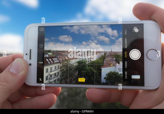 Iphone 6 Camera Stock Photos & Iphone 6 Camera Stock Images - Alamy