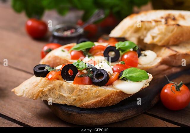 Antipasti Mozzarella Stock Photos & Antipasti Mozzarella ...