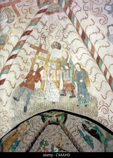 Church worship religious icon stock photos church for Crossing the shallows tile mural
