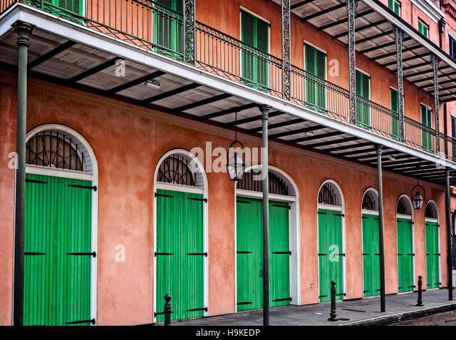 New Orleans Shutters Stock Photos New Orleans Shutters Stock Images Alamy