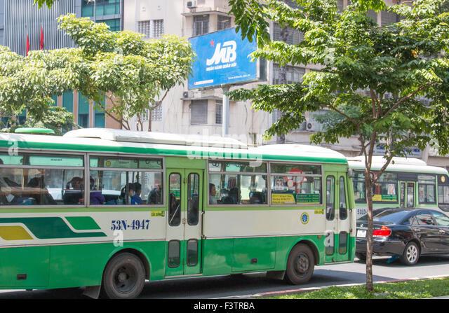 public seung city minh vietnam