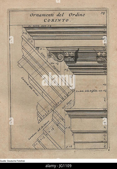 Fries Architektur faszie stock photos faszie stock images alamy
