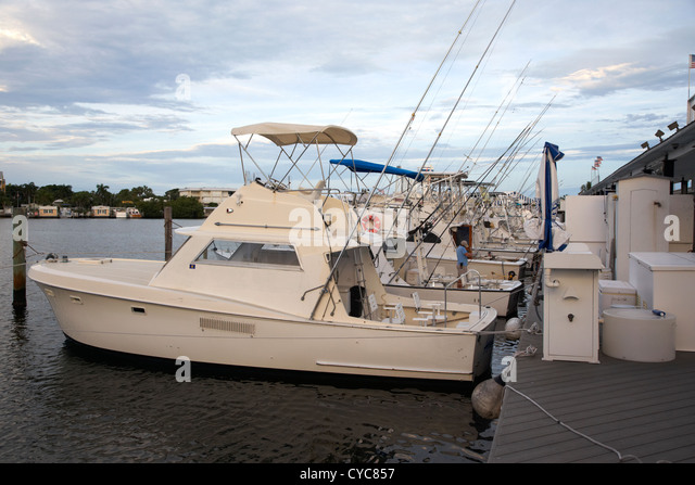 Fishing charters stock photos fishing charters stock for Key west fishing boats