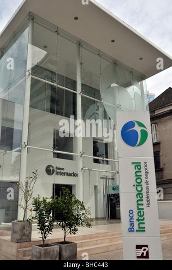 Chile finance stock photos chile finance stock images for Banco internacional