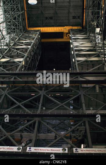 nasa vehicle assembly building interior - photo #40