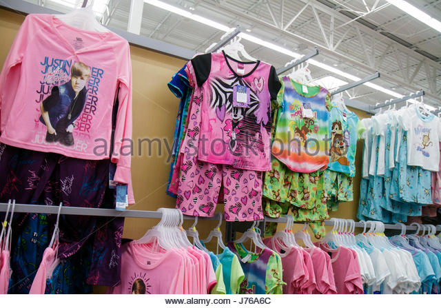 Miami Florida Walmart Sale Shirts Stock Photos & Miami Florida ...