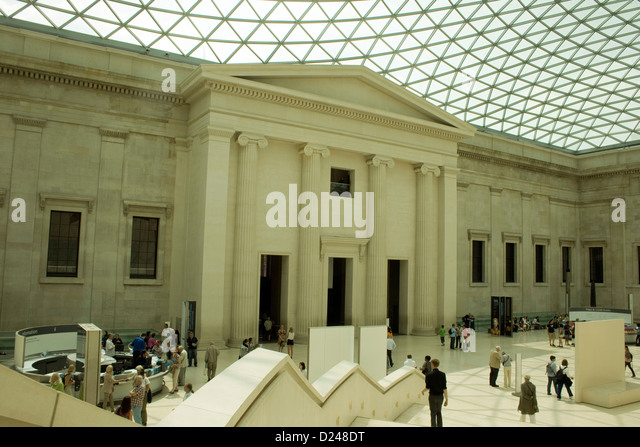 Foyer Museum Uk : Foyer stock photos images alamy