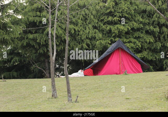 Somewhere in the Tents - Stock Image & Conical Tents Tent Stock Photos u0026 Conical Tents Tent Stock Images ...