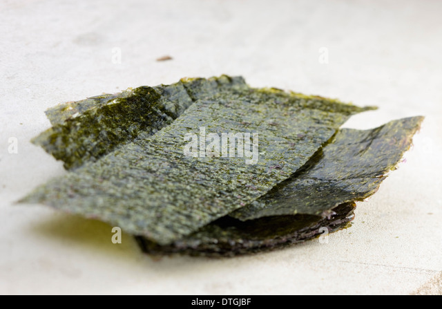Dried Seaweed Stock Photos & Dried Seaweed Stock Images ...