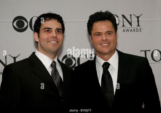 Donny osmond sons
