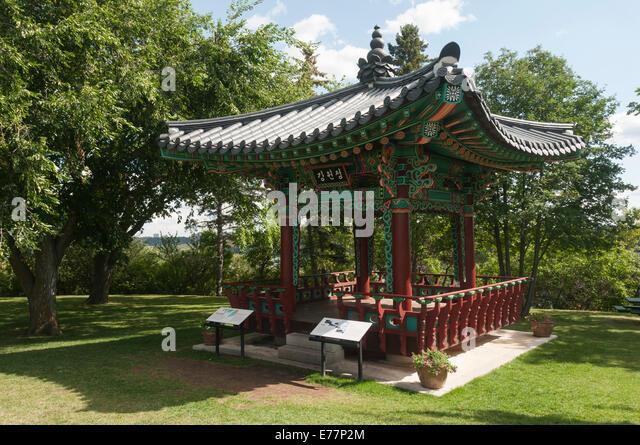 Korean pavilion stock photos & korean pavilion stock images   alamy