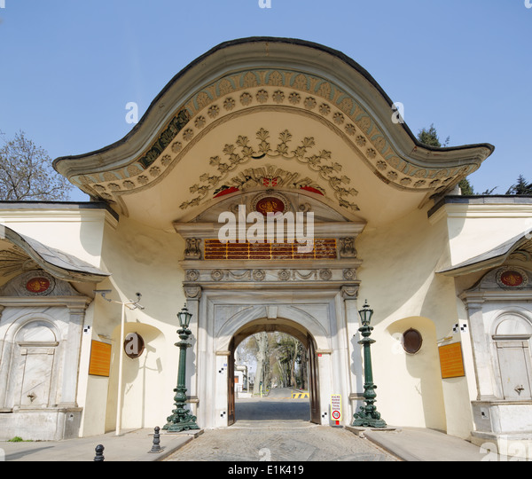 Sublime porte istanbul stock photos sublime porte for Sublime porte