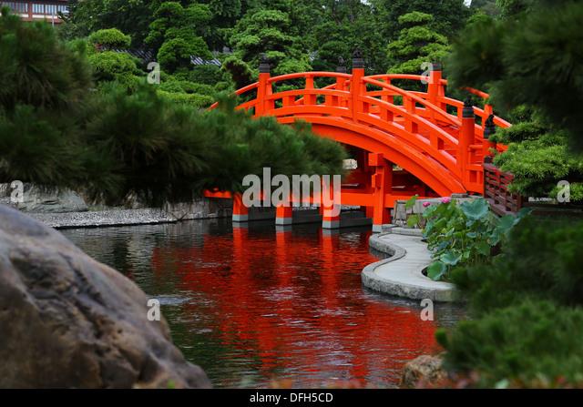 Chinese Garden Bridge Stock Photos & Chinese Garden Bridge Stock ...