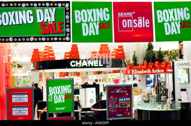 In many parts of the world, Boxing Day is the biggest sale day of the year. Shopping centers, big brands and independent retailers slash their prices to get rid of stock. While it will never come close to Black Friday, many retailers will drop those price tags on Dec.