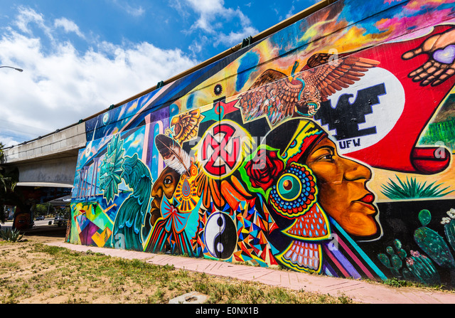 Chicano mural stock photos chicano mural stock images for California mural