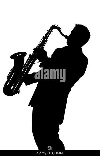 Saxophone Player Silhouette | www.imgkid.com - The Image ...