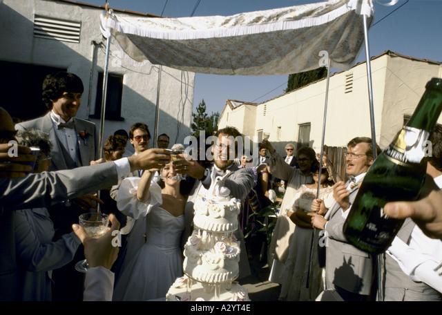 Jewish Catholic Wedding In Beverley Hills USA