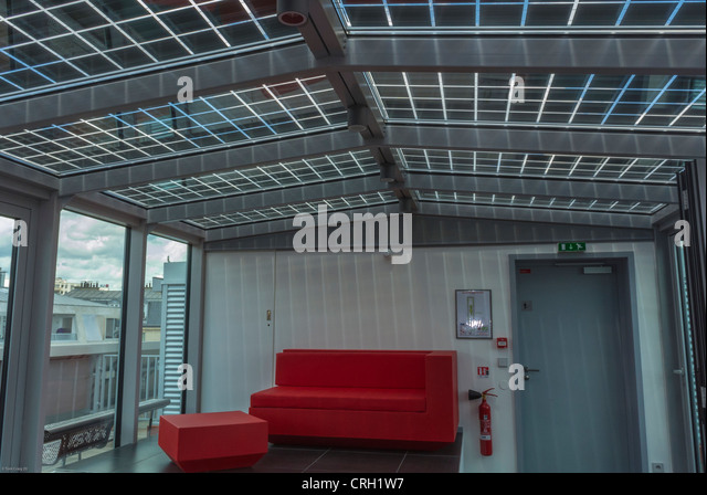 photovoltaic cells office stock photos photovoltaic cells office stock images alamy. Black Bedroom Furniture Sets. Home Design Ideas