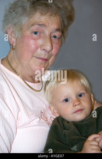 Another reason for the use of busia is that in Ukraine (once part of Poland and vice-versa), grandmothers were called babusia, shortened to busia, See more on the Americanized Polish word for