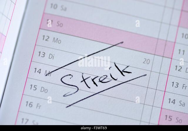Calendar Entry Stock Photos & Calendar Entry Stock Images - Alamy