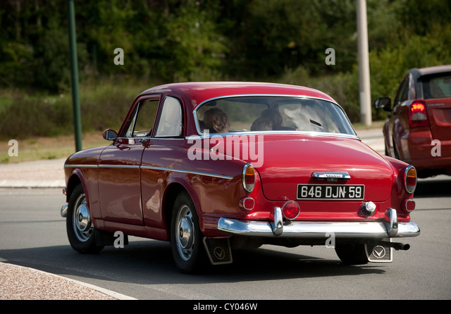 red volvo stock photos red volvo stock images alamy. Black Bedroom Furniture Sets. Home Design Ideas