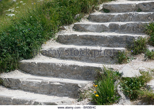 Carved Stone Steps : Carved staircase stock photos