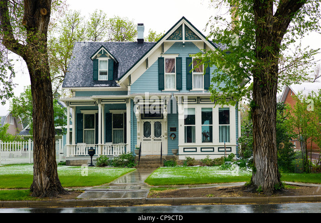 Terrific Victorian Beautiful House Stock Photos Victorian Beautiful House Largest Home Design Picture Inspirations Pitcheantrous