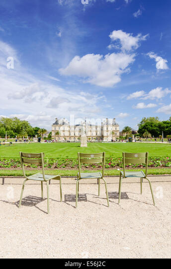 Luxembourg gardens stock photos luxembourg gardens stock for Fermob jardin du luxembourg
