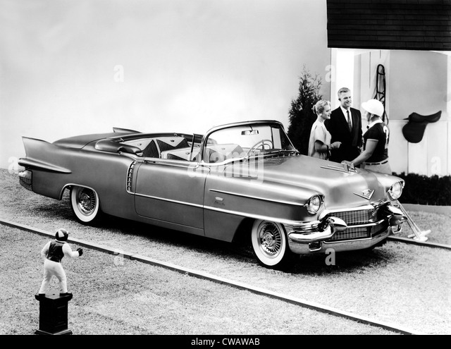 1950s cadillac eldorado biarritz stock photos 1950s cadillac eldorado biarritz stock images. Black Bedroom Furniture Sets. Home Design Ideas