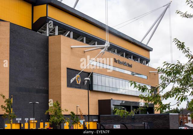 Molineux Stadium Stock Photos & Molineux Stadium Stock