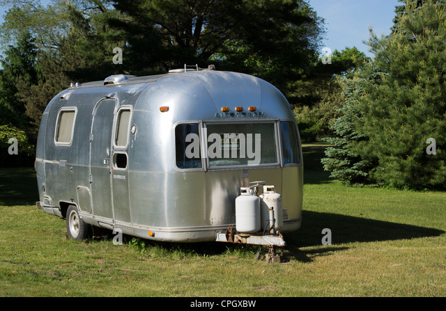 Airstream Trailers For Sale Craigslist >> Airstream Camper Stock Photos & Airstream Camper Stock Images - Alamy