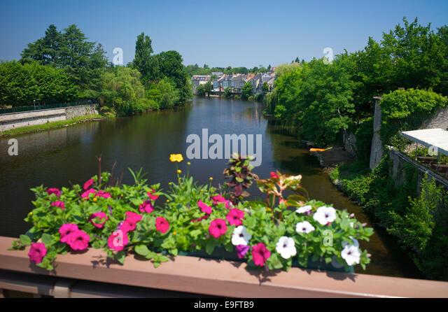 Creuse stock photos creuse stock images alamy for Argenton sur creuse piscine