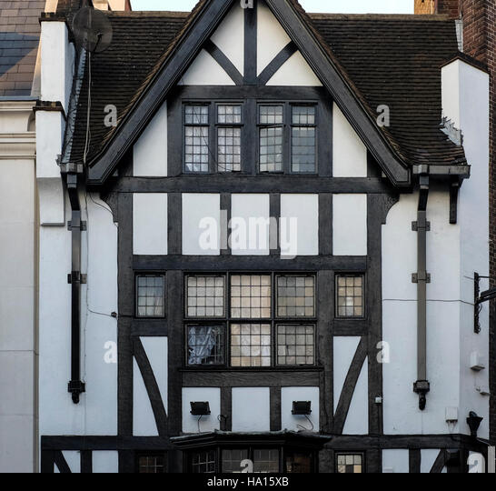 Tudor Facade mock tudor facade stock photos & mock tudor facade stock images