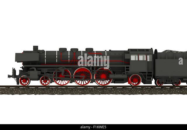 Steam Train Illustration Stock Photos & Steam Train ...