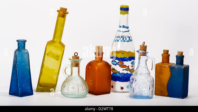 Glass Decorative Bottles Awesome Old Glass Bottles Stock Photos & Old Glass Bottles Stock Images Design Decoration