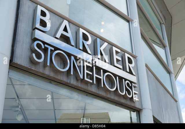 barker stonehouse furniture store stock image barker stonehouse furniture