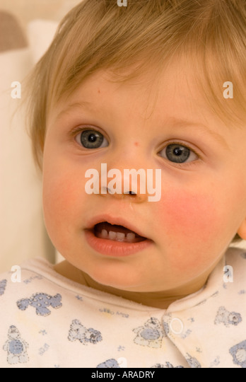 Rosy Cheeks Stock Photos & Rosy Cheeks Stock Images - Alamy