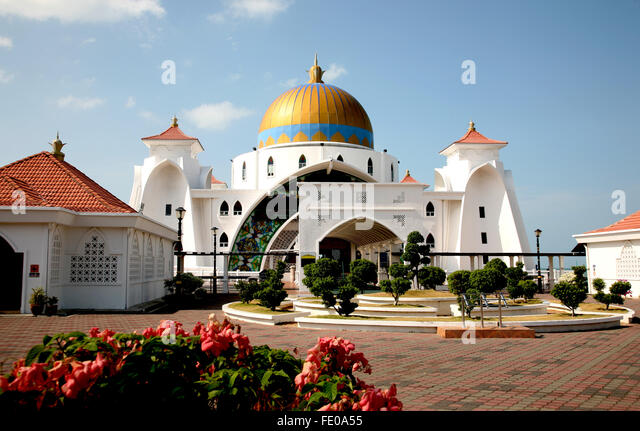 how to go to malacca straits mosque