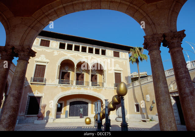 Palau March Museum Stock Photos & Palau March Museum Stock Images - Alamy