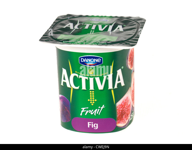 Flavoured Yoghurt Stock Photos &amp- Flavoured Yoghurt Stock Images ...