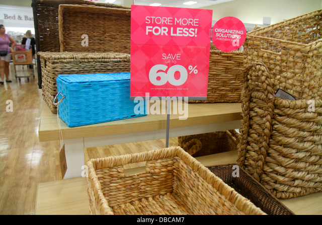 Miami Florida Aventura Marshalls Home Goods discount department store  retail display sale sign 60  off. Marshalls Home Goods Stock Photos   Marshalls Home Goods Stock