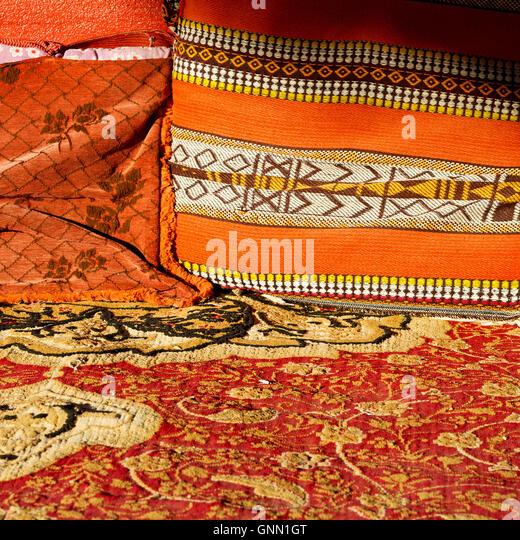 Oriental Carpet Nobody Stock Photos & Oriental Carpet
